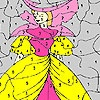 Игра Раскраска: Принцесса