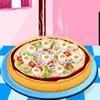 Игра Пицца: Горячее оформление