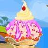 Игра Кулинария: Гавайское мороженое