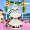 Игра Декорация свадебного торта