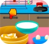 Game Cooking Strawberry Cake