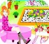 Игра Винкс: Цветник