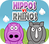 Игра Бегемоты ПРОТИВ Носорогов