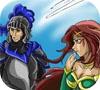 Игра Рыцарь и Волшебница