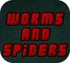 Игра Черви и пауки