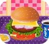 Игра Делаем гамбургер