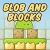 Игра Блоб и блоки: Новые уровни