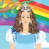 Игра Одевалка: Сказочная принцесса