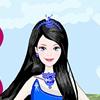 Игра Одевалка: Принцесса подиума