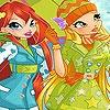 Игра Поиск чисел: Девушки и Лес