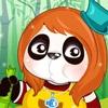 Игра Одевалка: Люблю панд