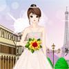 Игра Одевалка: Свадьба в Париже