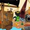 Игра Поиск предметов: Ниндзя ПРОТИВ Пиратов