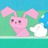 Игра Бумажный кролик: Охотник за удачей
