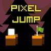 Игра Пиксель прыгун