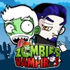 Игра Зомби ПРОТИВ Вампиров