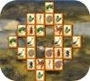 Игра Доисторическая Маджонг это флэш-игра Puzzles.