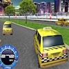 Игра Такси 3D