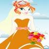 Игра Одевалка: Яркая свадьба