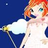 Игра Одевалка: Фея и волшебная палочка