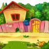 Игра Пять отличий: Бабушкин сад