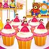 Игра Кулинария: Кексы принцессы