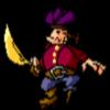 Игра Раскраска: Пират