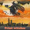 Игра Пять отличий: Печать ведьм
