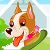 Игра Одевалка: Собачка