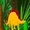 Игра Приключения динозаврика