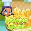 Игра Кулинария: Лимонный торт