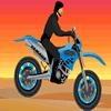 Игра Мотокросс в пустыне