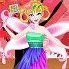 Игра Пазл:  Королева - фея