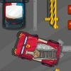 Игра Паркинг: Пожарная машина