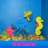 Игра Поиск предметов: Рыбкин дом