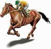Игра Печать: Гонка на лошадях 2