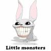 Игра Пять отличий: Маленькие монстры