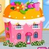 Игра Волшебный дом куколки