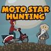 Игра На мотоцикле за звездами