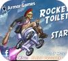 Игра Ракета-Туалет 2