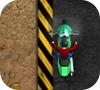 Игра Опасное шоссе: Мотоциклист