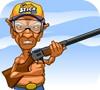Game Grampa Grumble(TM) Skeet Shoot