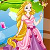Игра Одевалка: Прекрасная принцесса