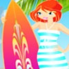 Игра Блум и серфинг