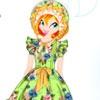 Игра Одевалка: Ретро платья Блум