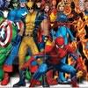 Игра Пазлы: Герои комиксов