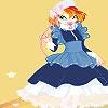 Игра Одевалка: Счастливая принцесса