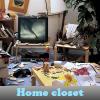 Игра Поиск предметов: Уборка в шкафу