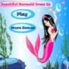 Игра Одевалка: Прекрасная русалочка