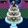 Игра Свадебный торт для монстров